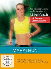 DVD MARATHON-TRAINING - mit Europameisterin Ulrike Maisch - NEU
