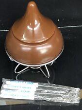 Hershey Kiss Fondue Set with Forks