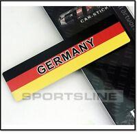 Germany Badge Emblem Sticker Decal German Car Logo Golf Polo Lupo T4 Caddy T7