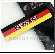 Germany Badge Emblem Sticker Decal German Car Logo Audi A1 A3 A4 A5 S1 S3 RS4 T7
