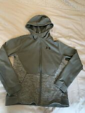 Under Armour Zip Up Hoodie Size Boys XL