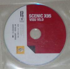 Officina Manuale Impianto Elettrico/schemi su DVD RENAULT SCENIC x95 - 03/2009