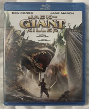 Jack The Giant Killer Blu-Ray Ben Cross, Jamie Atkins, Robert Boyle, Jane March