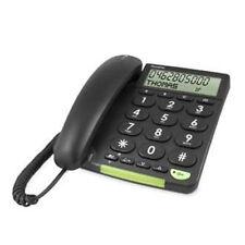 Doro Phone Easy 312 cs Seniorentelefon Großtastentelefon großes Display Schwarz