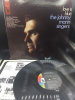 Love Is Blue The Johnny Mann Sungers LP Vinyl Record