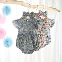 2Pcs High Quality Kids Headband Girls Headband Toddler Romper Baby Outfits