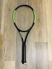 New listing Wilson Blade tennis racquet 98, used