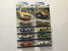 2016 Hot Wheels Ford Performance Mustang Complete Set of 8 Walmart Exclusive