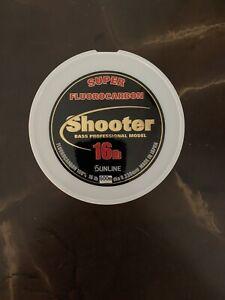 Sunline Shooter 16 Lb Fluorocarbon Fishing Line-600 M (660 Yards)