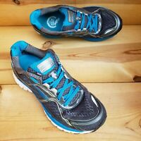 Brooks Ghost 8th Edition Men's  size 7 Black Running Sneakers Athletic Shoes