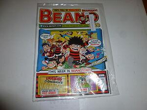The BEANO Comic - Issue No 3646 - Date 04/08/2012 - Year 2012 - UK Paper Comic