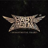 Babymetal - 10 BABYMETAL YEARS (Ltd. Crystal Clear LP) LP NEU OVP
