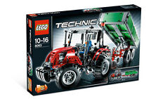 *BRAND NEW* Lego Technic TRACTOR WITH TRAILER 8063 *LIGHTLY DENTED BOX*