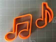 Music combination Note Cookie Cutters