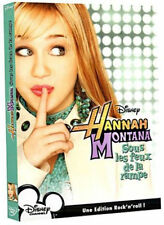 26795//HANNAH MONTANA SOUS LES FEUX DE LA RAMPE DVD EN TBE