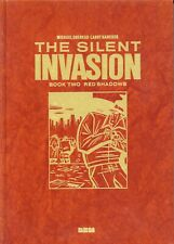 The Silent Invasion: Red Shadows. Hardback Signed & Numbered Copy 230/425