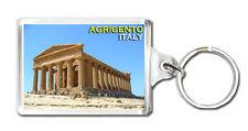 AGRIGENTO ITALY KEYRING SOUVENIR LLAVERO