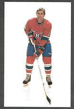 1990-91 Montreal Canadiens Team-Issued Ryan Walter Card