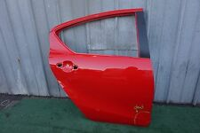 12 13 14 15 Toyota Prius C right passenger rear door shell only oem 2012-2015