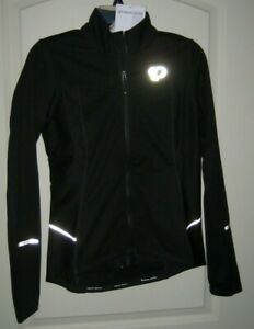 Pearl Izumi Select Escape Woman's Black Softshell Jacket  - Size Small - New