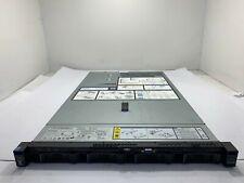 Lenovo System X 3550 M5 Xeon E5-2609v3 1.90Ghz Six-Core, 64GB MEM, Rack Server
