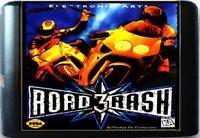 Road Rash 3: Tour De Force (1995) 16 Bit For Sega Genesis / Mega Drive System
