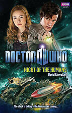 Doctor Who: Night of the Humans, Llewellyn, David, Good Book