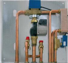 kit 1 edilkamin per termocamino a legna unica fonte di calore con produzione ACS