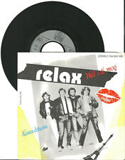 "Relax, Weil i di mog, G/G,  7"" Single, 999-958"