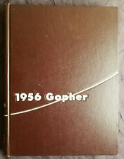 1956 GOPHER: The University of Minnesota Yearbook Vol. 69 ~ Rare, Vintage, Mint