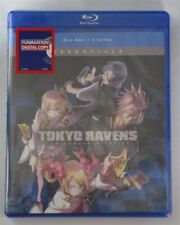 BLU RAY Tokyo Ravens The Complete Series Of 24 Episodes 4 CDs NEW SEALED