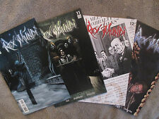 "2004-5 Rex Mundi Lot Of ""4"" Comics #10-13 Image Comics VF"