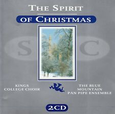 The Spirit of Christmas [2 CDs]