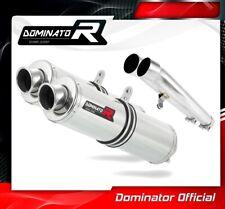CB 1100 X11 Exhaust ROUND Dominator Racing silencer muffler