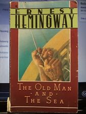 OLD MAN AND THE SEA Signed G Fuentes Cojimar Book ERNEST HEMINGWAY BOAT CAPTIAN