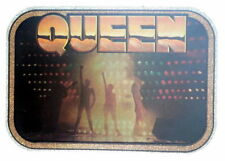 Queen Group Live Original 1970's Glitter T-Shirt Iron-On Transfer #150-0033 #467