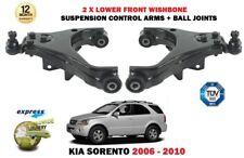 Para Kia Sorento 2004-2010 Izquierdo + Derecho Suspensión Inferior Delantero