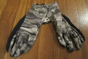Adidas x Undefeated Running Gloves Size L/XL Grey Black Multi DP0241 New NWT
