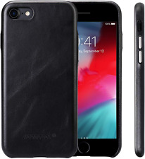 IPhone 8 Genuine Leather Case iPhone 7 Cover Slim Fit Design Support Casing Use
