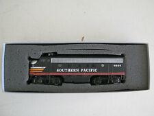 HO Scale Bachmann Plus 11231 EMD F7A Locomotive SP Black Widow 6444