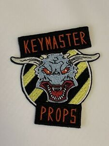 Keymaster Props Ghostbusters Patch