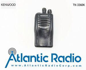 Kenwood TK-3360K - UHF400-470MHz Analog Portable Two-Way Radio