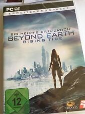 * PC NEW SEALED GAME * CIVILIZATION BEYOND EARTH RISING TIDE EXPANSION * EU PACK