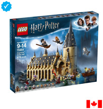 LEGO - HARRY POTTER: HOGWARTS GREAT HALL (878 pieces)