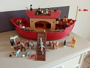 arche de Noé 9373 Playmobil avec personnages et animaux