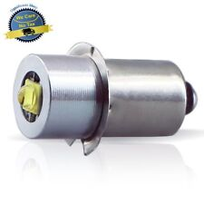 Nite Lumen Maglite Flashlight LED Upgrade Bulb Conversion 2-6 Cell C & D Mag NEW