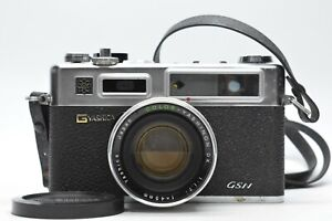 [EXC+5 READ] Yashica Electro 35 GSN 35mm Rangefinder Film Camera From JAPAN