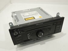 Audi A4 B8 A5 8T Concert Stereo Radio Head Unit CD MP3 SD Card 8T2035186P