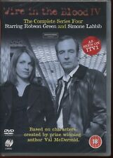 Wire In the Blood - Series 4 - Complete (2-Disc Set) ROBSON GREEN NEW SEALED