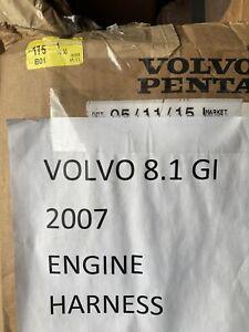 Volvo Penta 8.1GI Engine Harness (07)